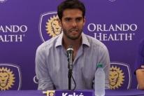 Kaká anuncia saída do Orlando City e deixa futuro em aberto