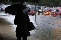 Após trégua, chuva retorna ao Rio Grande do Sul a partir desta quarta-feira