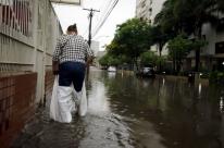 Chuva do feriado supera média histórica em Porto Alegre
