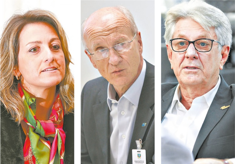 Consumidores sofreriam, diz Simone; Noer defende reforma fiscal e Kruse considera hipótese absurda