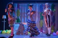 Cia Del Puerto apresenta dois espetáculos de flamenco neste domingo