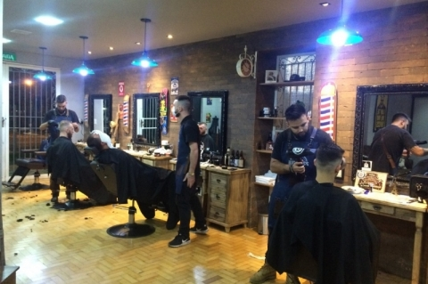 O próximo passo da Big Boss Barber Club é expandir com franquias