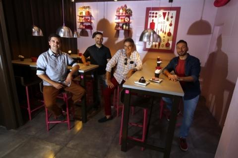 Com novos sócios, Pink Velvet fará doces para outras cafeterias