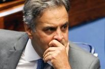 Huck na eleição seria falência da política, diz Aécio