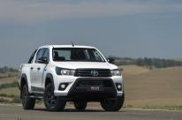 Toyota reforça sua linha de utilitários Hilux e SW4
