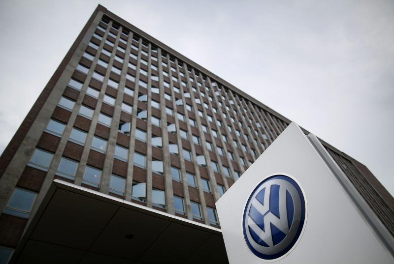 Comitiva conheceu a fábrica da montadora alemã em Wolfsburg