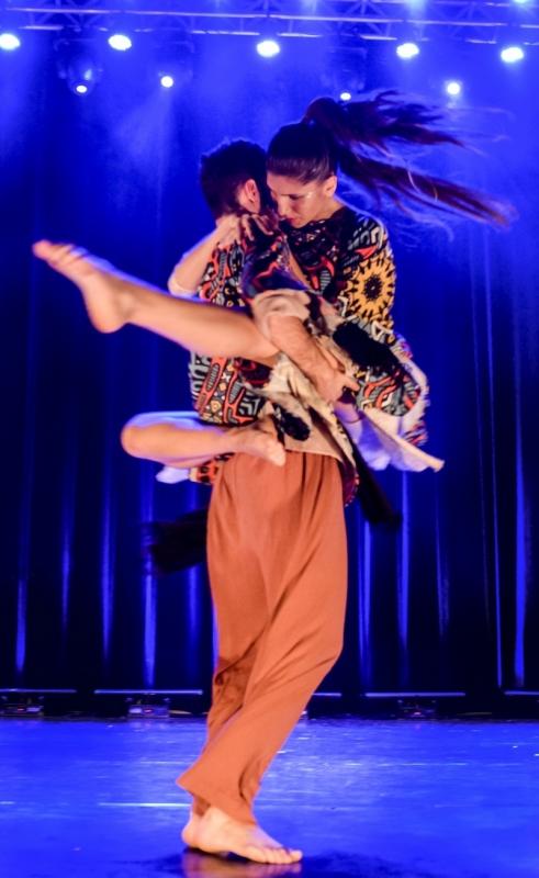 Ahavá - Amor além das palavras reúne mais de 40 bailarinos