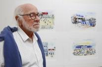 Artista plástico Vitório Gheno lança projeto em homenagem ao Grêmio