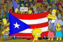 Prefeita de San Juan agradece Os Simpsons por pedidos de doação a Porto Rico