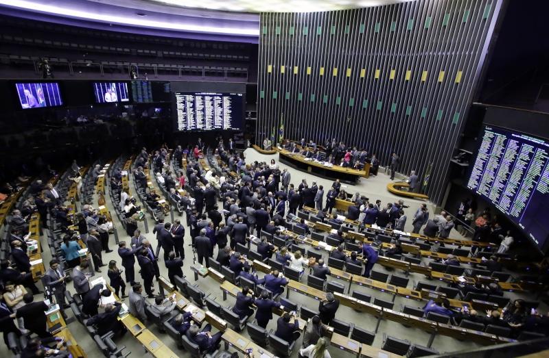 Projeto foi votado durante sessão conjunta da Câmara e do Senado