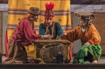 Peça sobre lenda indígena da Mandioca é atração em Porto Alegre
