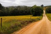 Cicloturistas ganham novo roteiro rural no Sul do Estado