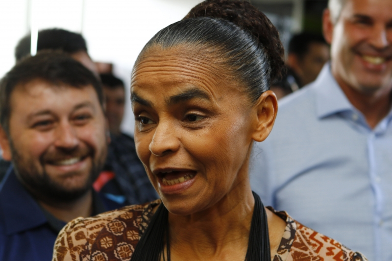 'Prazo serviria para partidos reencontrarem bases e reler programas', diz Marina
