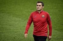 Valverde celebra volta a Atenas e alerta Barça para ofensividade do Olympiacos