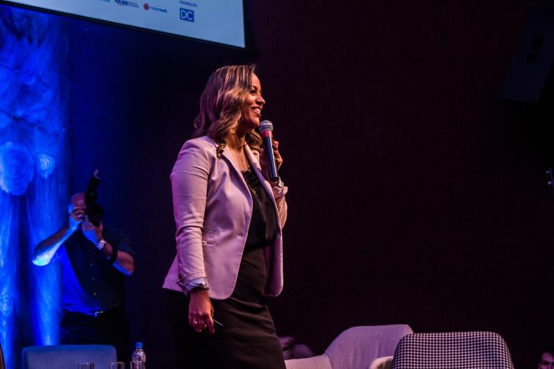 Camila Farani participou da primeira edição do Canoas Startup Show