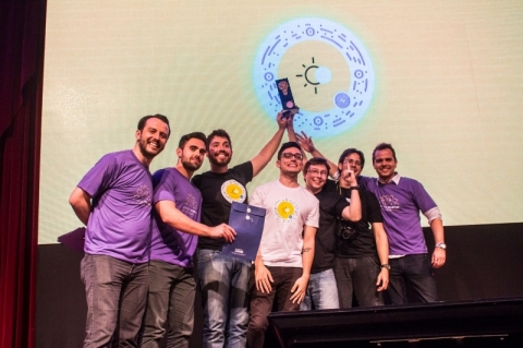 Eurekka vence o primeiro Canoas Startup Show