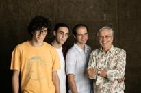 Show de Caetano Veloso e filhos acontece em dezembro em Porto Alegre