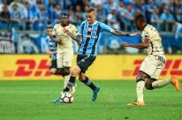Grêmio leva susto e perde do Barcelona-EQU mas vai à final da Libertadores
