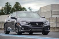Honda confirma vinda do Civic Si ao Brasil em 2018