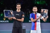 Marcelo Melo e Lukasz Kubot vencem Masters 1.000 de Paris