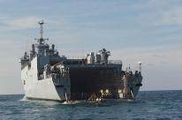 Marinha põe em operação seu navio mais importante