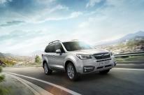 Subaru Forester ganha nova opção de entrada