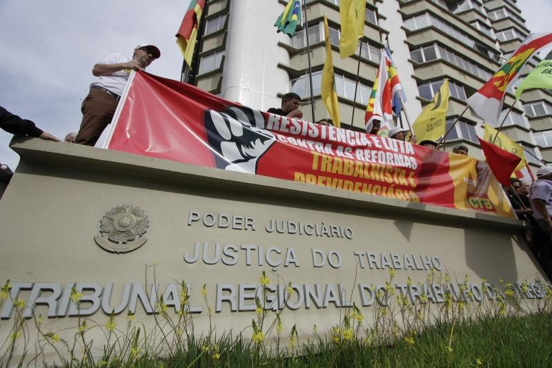 Já são 123 decisões a favor dos sindicatos, sendo 34 em segunda instância na Justiça do Trabalho