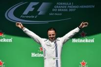 Em despedida, Massa valoriza 7º lugar: 'É como uma vitória para mim'