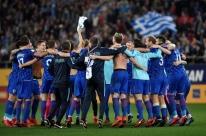 Croácia empata com a Grécia e se garante na Copa do Mundo de 2018
