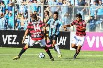Grêmio empata com o Vitória em partida no Alfredo Jaconi