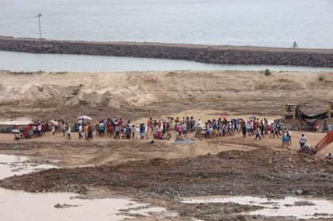Paralisadas por pedras, eclusas de Tucuruí consumiram R$ 1,6 bi