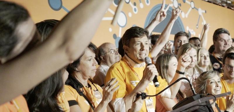 João Amoêdo diz que não é  'salvador da pátria'