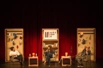 Duvivier, Xico Sá e Maria Ribeiro discutem literatura com bom humor em Porto Alegre