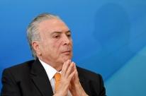 Temer diz em evento do PMDB que seu governo enfrentou 'oposições ferozes'
