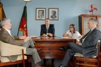 Com bloqueio de professores, deputados despacham em antiga Assembleia gaúcha