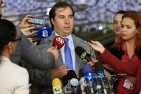 Governo contabiliza ter cerca de 325 votos favoráveis à reforma, diz Maia