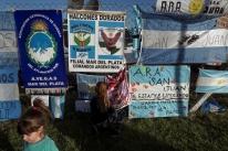 Submarino americano vai ajudar na busca por embarcação argentina