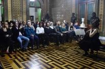 Estudantes da Ospa apresentam recital na Biblioteca Pública