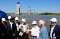 União garante R$ 240 milhões para construção da segunda ponte do Guaíba