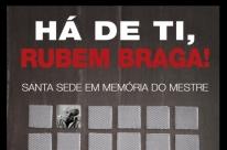 Coletivo de cronistas lança livro em tributo a Rubem Braga