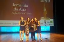 Prêmio Press destaca trabalho de quatro profissionais do Jornal do Comércio