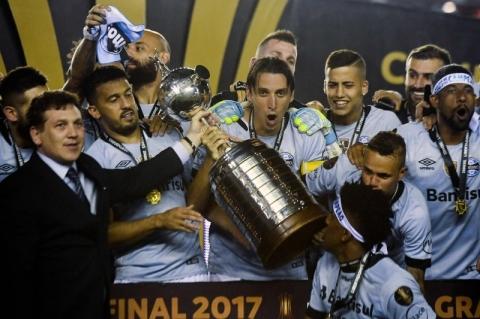 Libertadores: Grêmio inicia luta pelo tetracampeonato na Colômbia