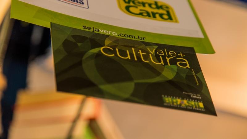 Além de espetáculos, cartão pode ser usado para compra de livros, CDs e DVDs