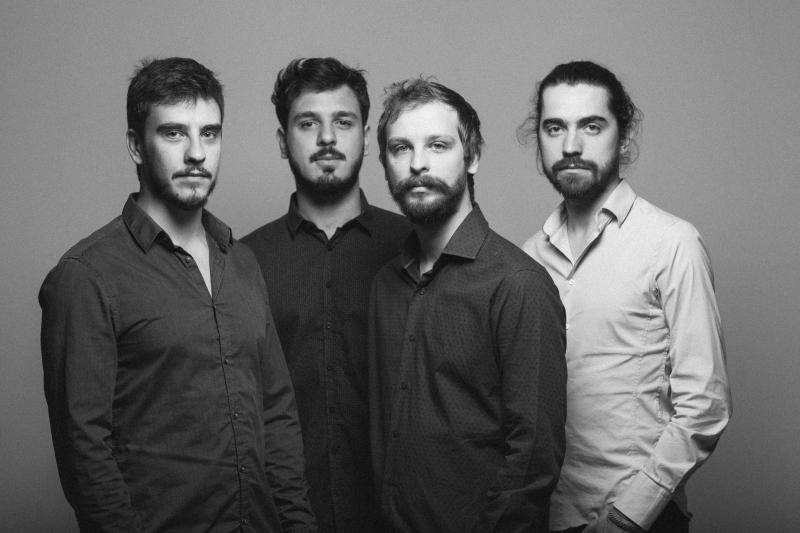 Com identidade própria, segundo disco da banda tem show de lançamento às 21h