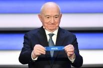 Brasil enfrentará Suíça, Costa Rica e Sérvia na primeira fase da Copa da Rússia