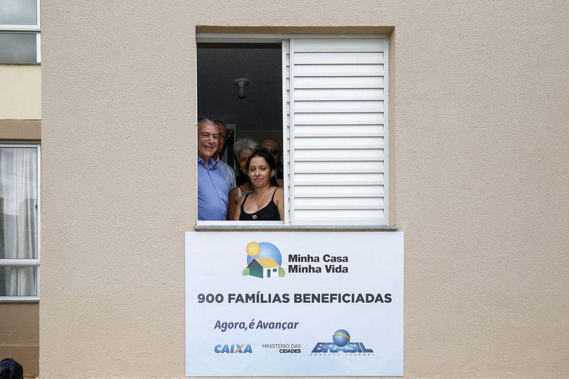 Temer entrega unidades do Mina Casa Minha Vida em Limeira, no interior paulista