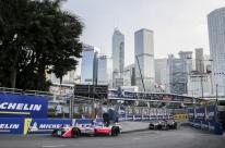 Abt é desclassificado e Rosenqvist vence segunda prova da Fórmula E em Hong Kong