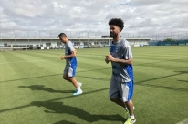 Ainda desfalcado, Grêmio inicia treinos visando o Mundial de Clubes