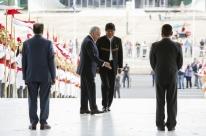 Temer recebe Evo Morales após cancelar duas vezes encontro