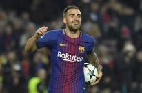 Barcelona bate Sporting em casa e Juventus também vai às oitavas da Liga dos Campeões
